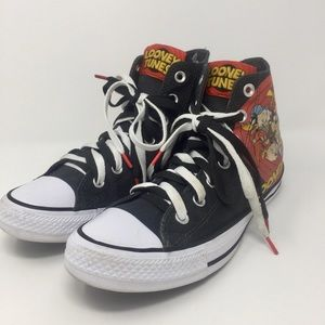 Limited Edition Looney Tune Converse Chuck Taylor